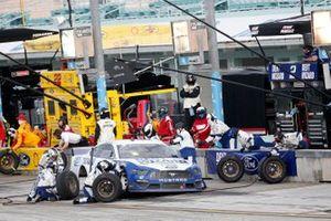 Brad Keselowski, Team Penske, Ford Mustang Dent Wizard