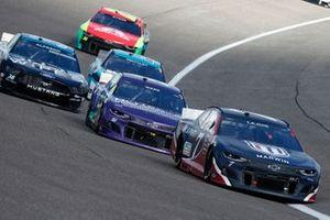 Corey LaJoie, Spire Motorsports, Chevrolet Camaro Marwin Sports Apparel, Cody Ware, Petty Ware Racing, Chevrolet Camaro NURTEC ODT