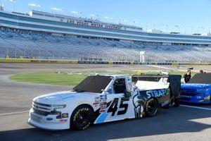 Brett Moffitt, Niece Motorsports, Chevrolet Silverado The Strat