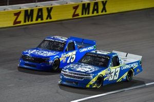 Jesse Iwuji, Reaume Brothers Racing, Chevrolet Silverado Camping World, Parker Kligerman, Henderson Motorsports, Chevrolet Silverado Camping World