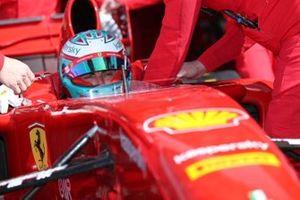 Andrea Bertolini, Ferrari