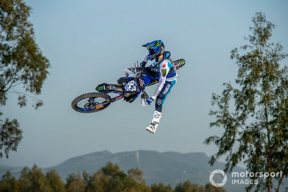 Jago Geerts, Monster Energy Yamaha MX2 Factory Racing