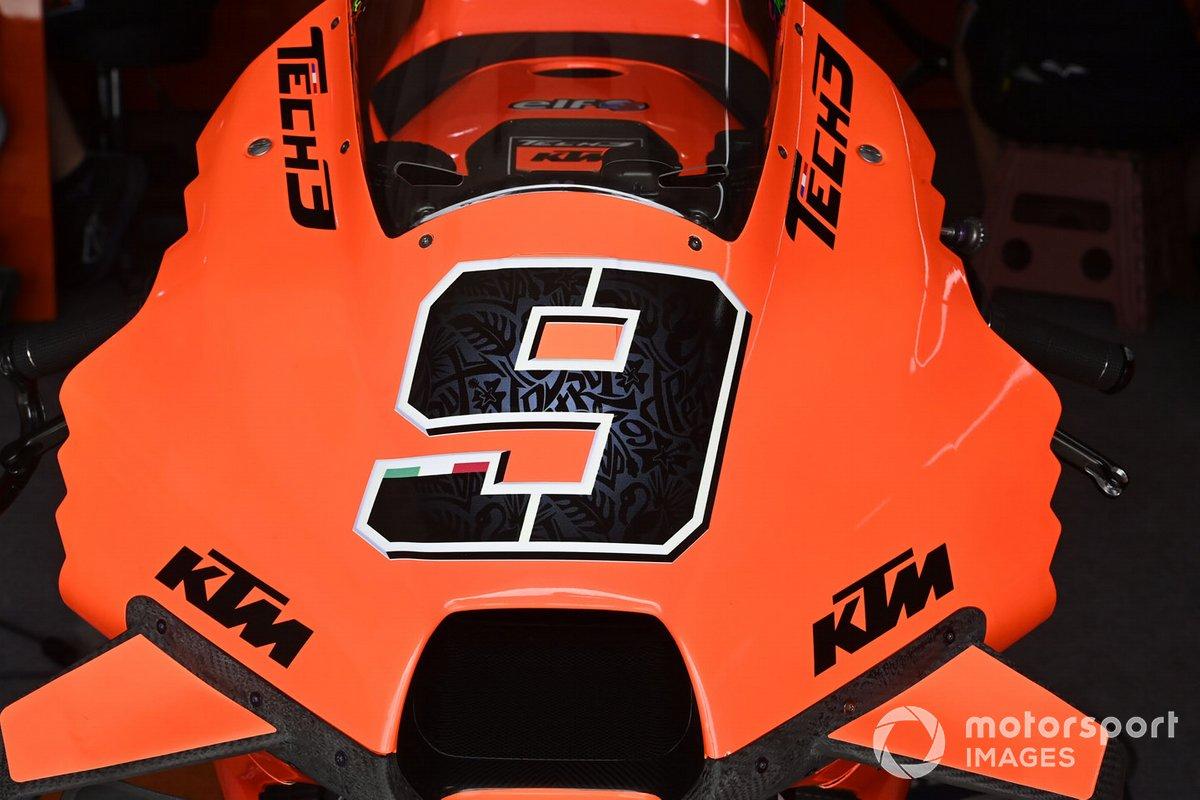 Danilo Petrucci, Red Bull KTM Tech 3
