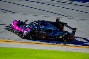 Test di Meyer Shank Racing Acura ARX-05