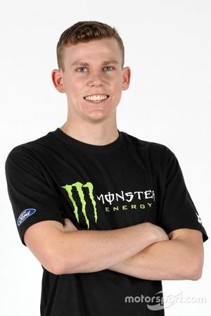 Riley Herbst, Stewart-Haas Racing