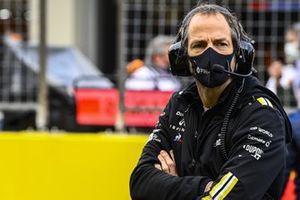 Ciaron Pilbeam, Chief Race Engineer, Renault F1 Team