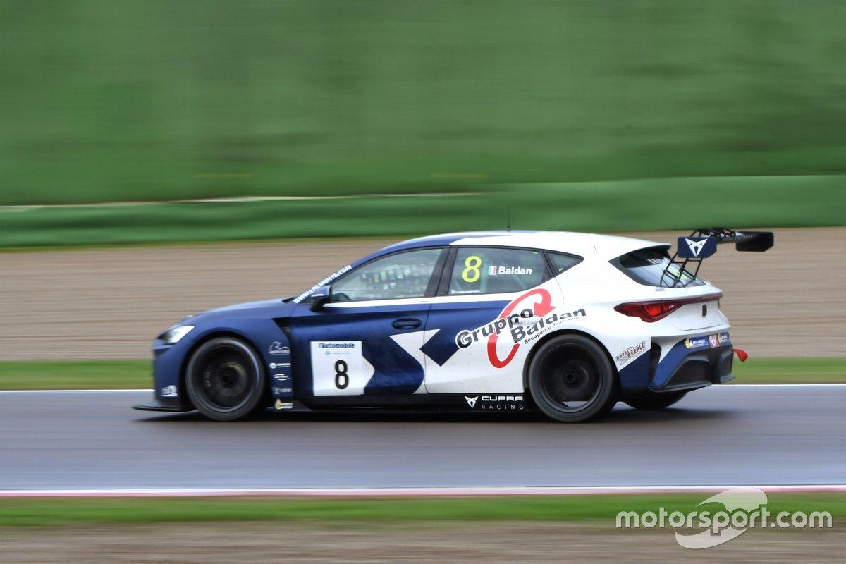 Nicola Baldan, Elite Motorsport, Cupra TCR SEQ