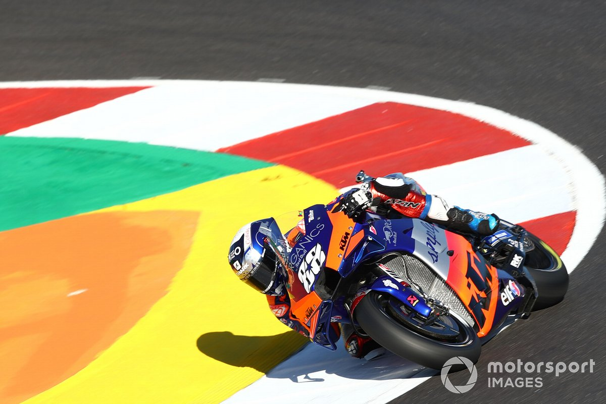 2020. Miguel Oliveira, Red Bull KTM Tech 3