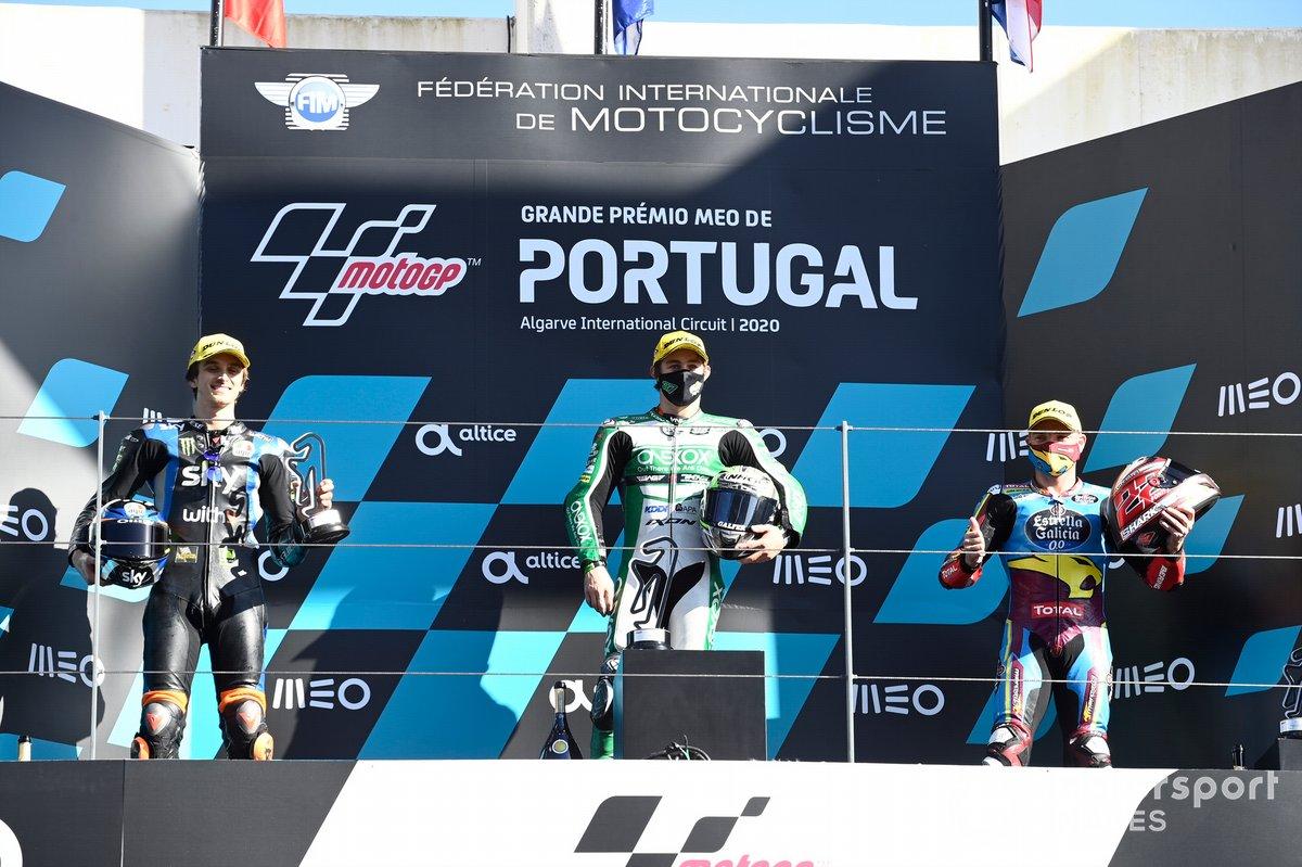 Luca Marini, Sky Racing Team VR46, Remy Gardner, SAG Racing Team, Sam Lowes, Marc VDS Racing