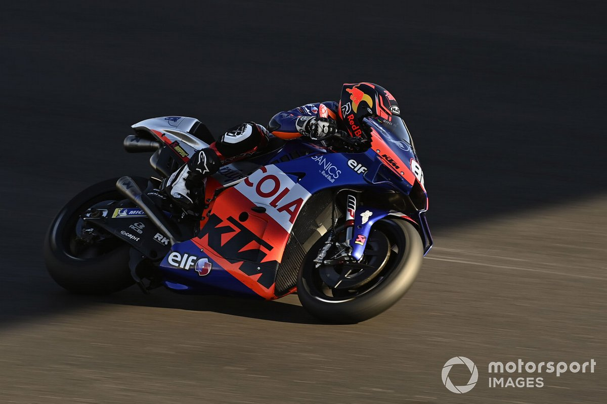 Mika Kallio, Red Bull KTM Tech 3