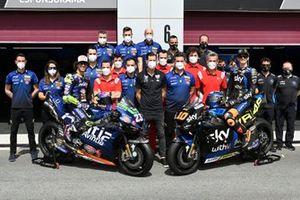 Le team Avintia