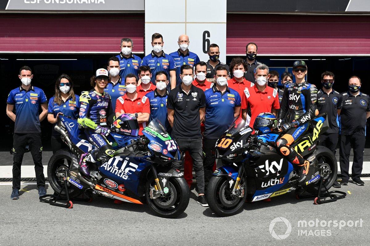 Equipo Avintia Ducati