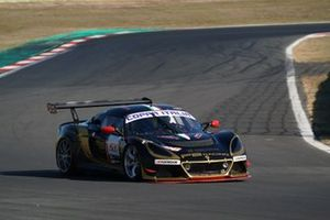 Stefano D'Aste, PB Racing, Lotus Exige