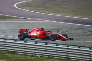 Robert Shwartzman, Ferrari SF71H