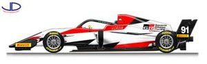 Eduardo Barrichello, JD Motorsport