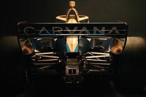 Decoración del IndyCar de Jimmie Johnson, Chip Ganassi Racing
