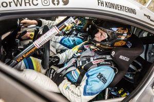 Tom Kristensson, Joakim Sjöberg, Ford Fiesta Rally4