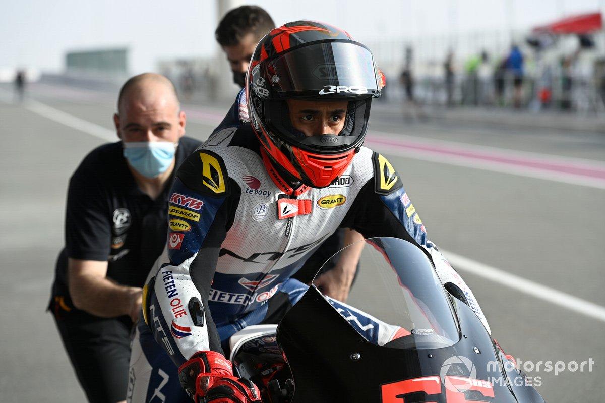 Hafizh Syahrin, NTS RW Racing GP