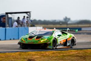 #19 GRT Grasser Racing Team Lamborghini Huracan GT3, GTD : Misha Goikhberg, Franck Perera, Tim Zimmermann