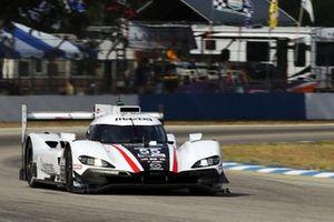 #55: Mazda Motorsports Mazda DPi, DPi: Jonathan Bomarito, Harry Tincknell, Oliver Jarvis
