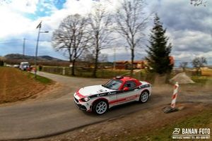 Testy przed 5. Tech-Mol Rally