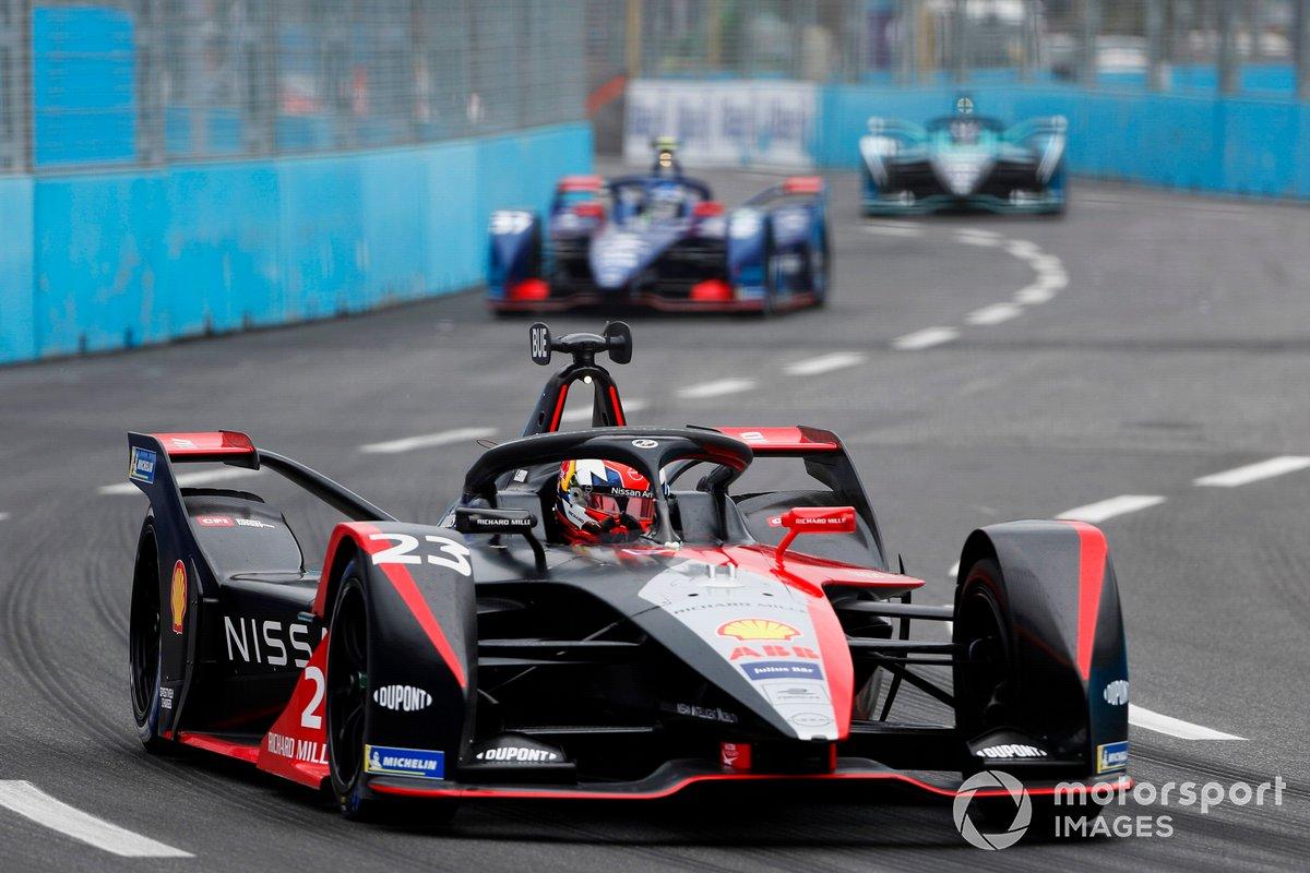 Sebastien Buemi, Nissan e.Dams, Nissan IMO2, Nick Cassidy, Envision Virgin Racing, Audi e-tron FE07