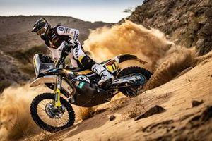 #77 Husqvarna Factory Racing: Luciano Benavides