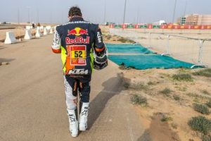 #52 Red Bull KTM Factory Team: Matthias Walkner