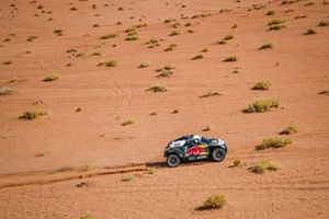 #302 X-Raid Mini JCW Team: Stephane Peterhansel, Edouard Boulanger
