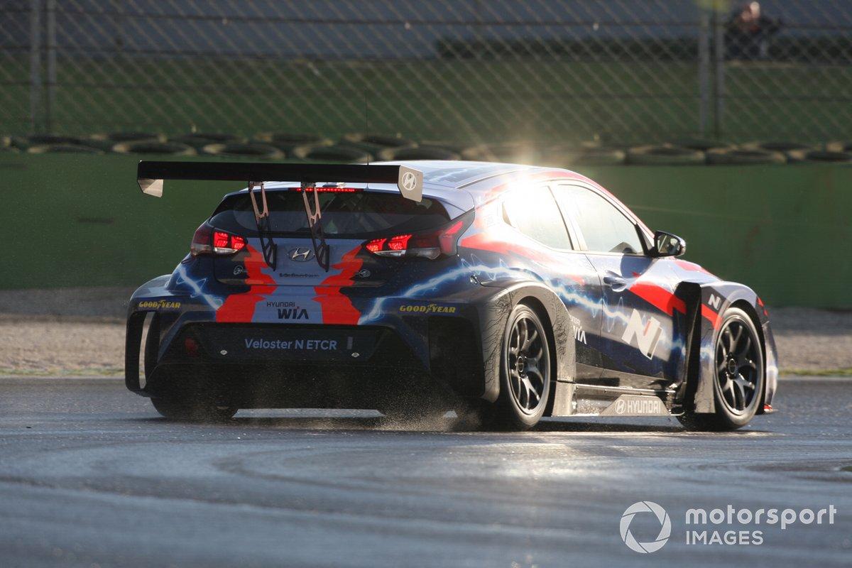 Jean-Karl Vernay, Augusto Farfus, Hyundai Motorsport, Hyundai Veloster N ETCR