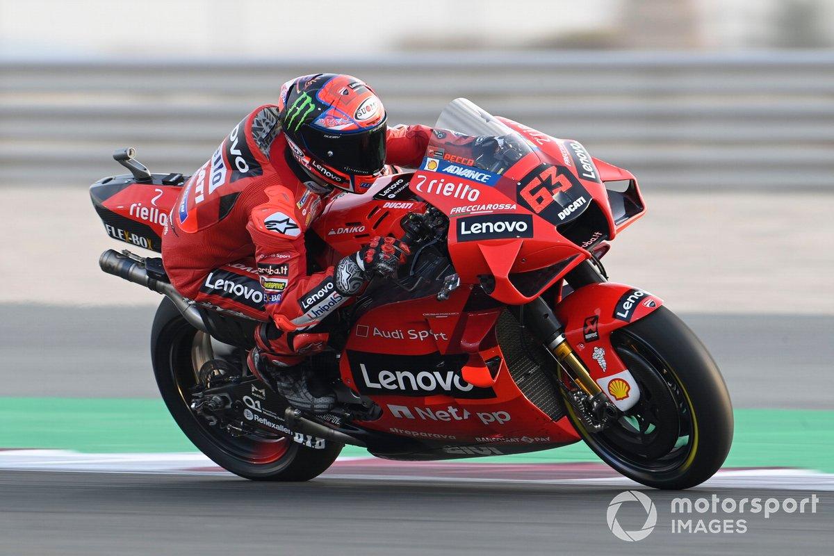 Ducati: Desmosedici GP21