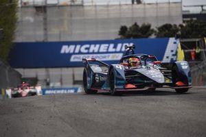 Robin Frijns, Envision Virgin Racing, Audi e-tron FE07, Nico Muller, Dragon Penske Autosport, Penske EV-5