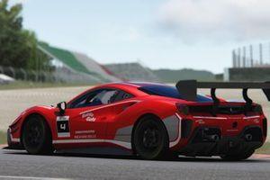 Ferrari eSport Series, Ferrari 488 EVO Challenge