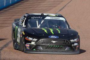 Riley Herbst, Stewart-Haas Racing, Ford Mustang Monster Energy