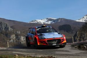 Thierry Neuville, Martijn Wydaeghe, Hyundai Motorsport, Hyundai i20 R5