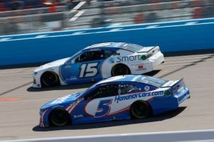 James Davison, Rick Ware Racing, Chevrolet Camaro Smart Sanitizer, Kyle Larson, Hendrick Motorsports, Chevrolet Camaro HendrickCars.com