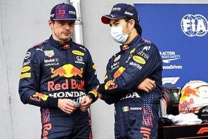Макс Ферстаппен и Серхио Перес, Red Bull Racing