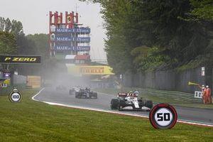 Antonio Giovinazzi, Alfa Romeo Racing C41, Yuki Tsunoda, AlphaTauri AT02