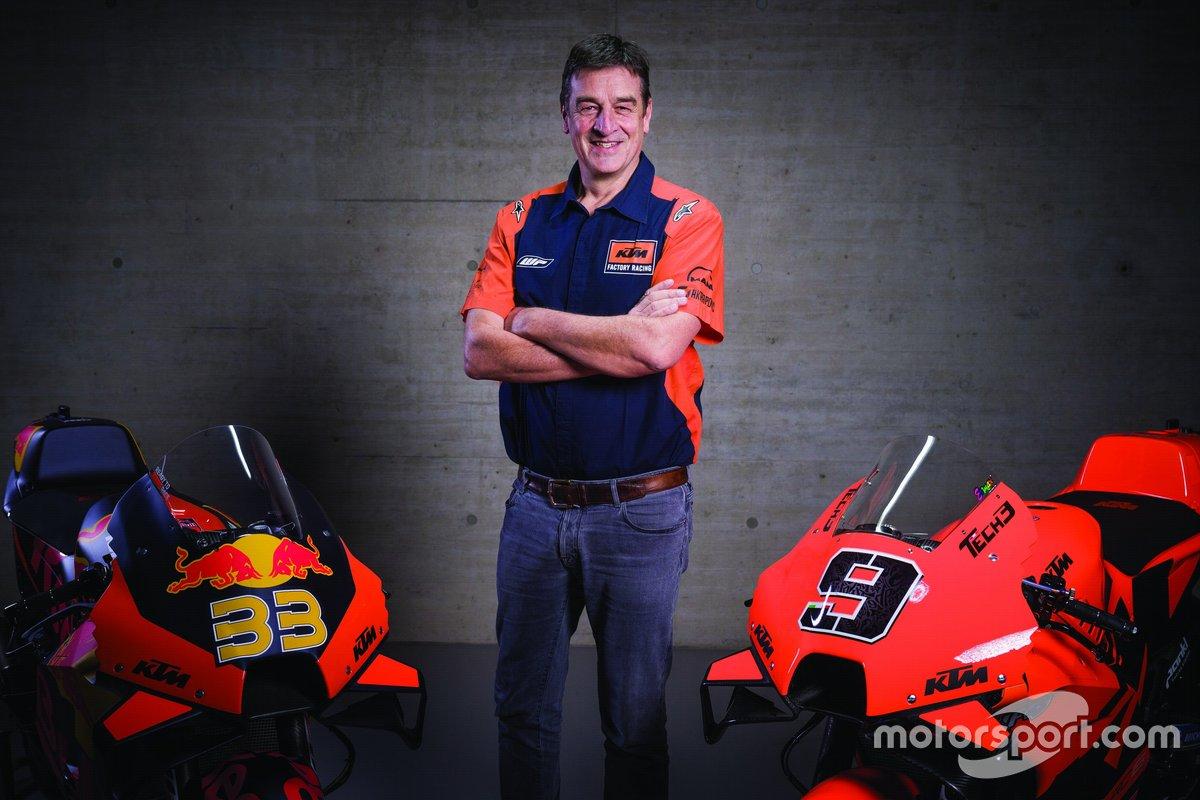 Kurt Trieb, KTM Factory Racing