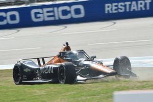 Dreher: Patricio O'Ward, Arrow McLaren SP Chevrolet