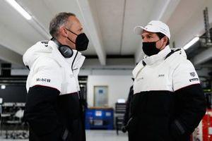 Alexander Stehlig, Richard Lietz, Porsche