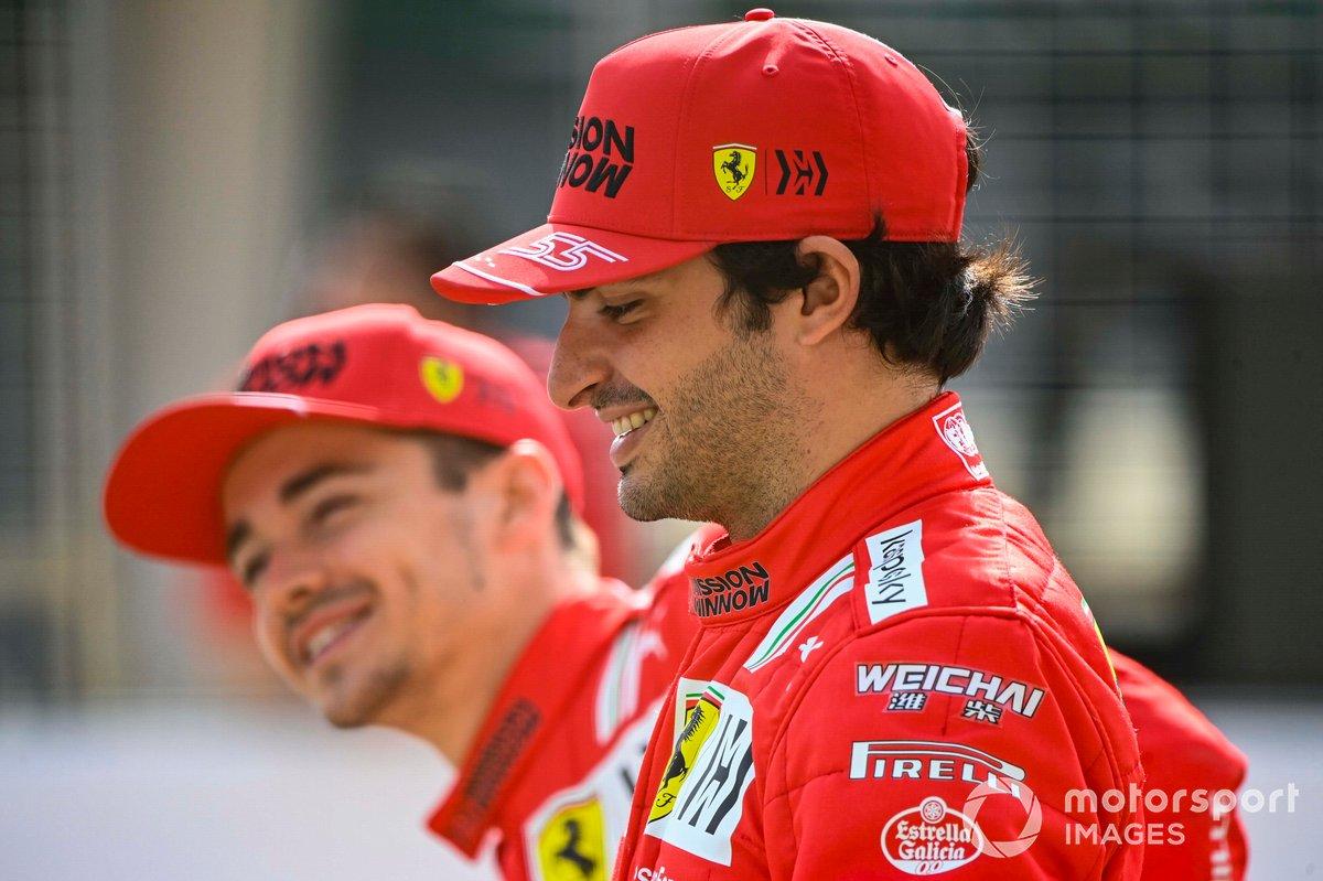 Carlos Sainz (Ferrari): 1 Punkt