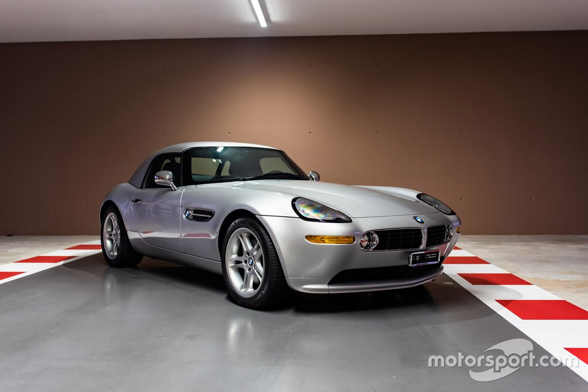 2002 BMW Z8 Roadster of Sebastian Vettel