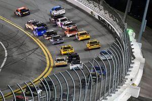 Chase Elliott, Hendrick Motorsports, Chevrolet Camaro NAPA Auto Parts and Austin Dillon, Richard Childress Racing, Chevrolet Camaro