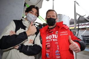 Ronnie Quintarelli, #23 MOTUL AUTECH GT-R, Giuliano Alesi, #35 arto RC F GT3