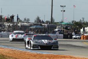 #4 Corvette Racing Corvette C8.R, GTLM: Tommy Milner, Nick Tandy, Alexander Sims