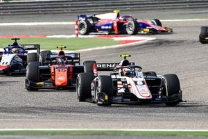 Christian Lundgaard, ART Grand Prix and Felipe Drugovich, MP Motorsport
