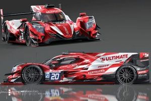 Ultimate Team, Oreca 07-Gibson