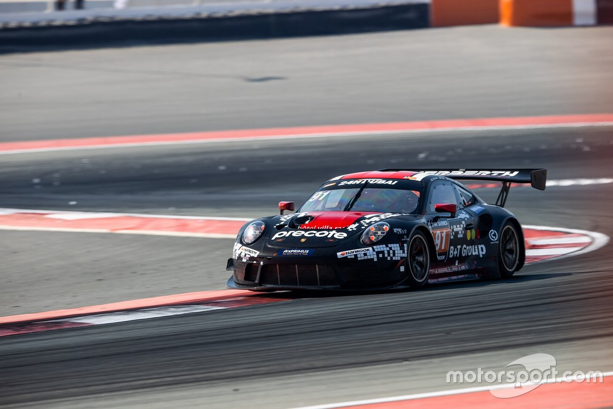 #91 Herberth Motorsport - Daniel Allemann, Ralf Bohn, Robert Renauer, Alfred Renauer, Porsche 911 GT3 R