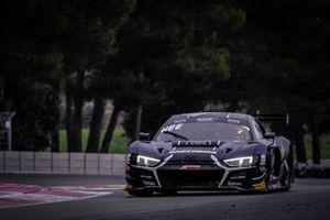 #32 Team WRT Audi R8 LMS GT3: Dries Vanthoor, Christopher Mies, Charles Weerts